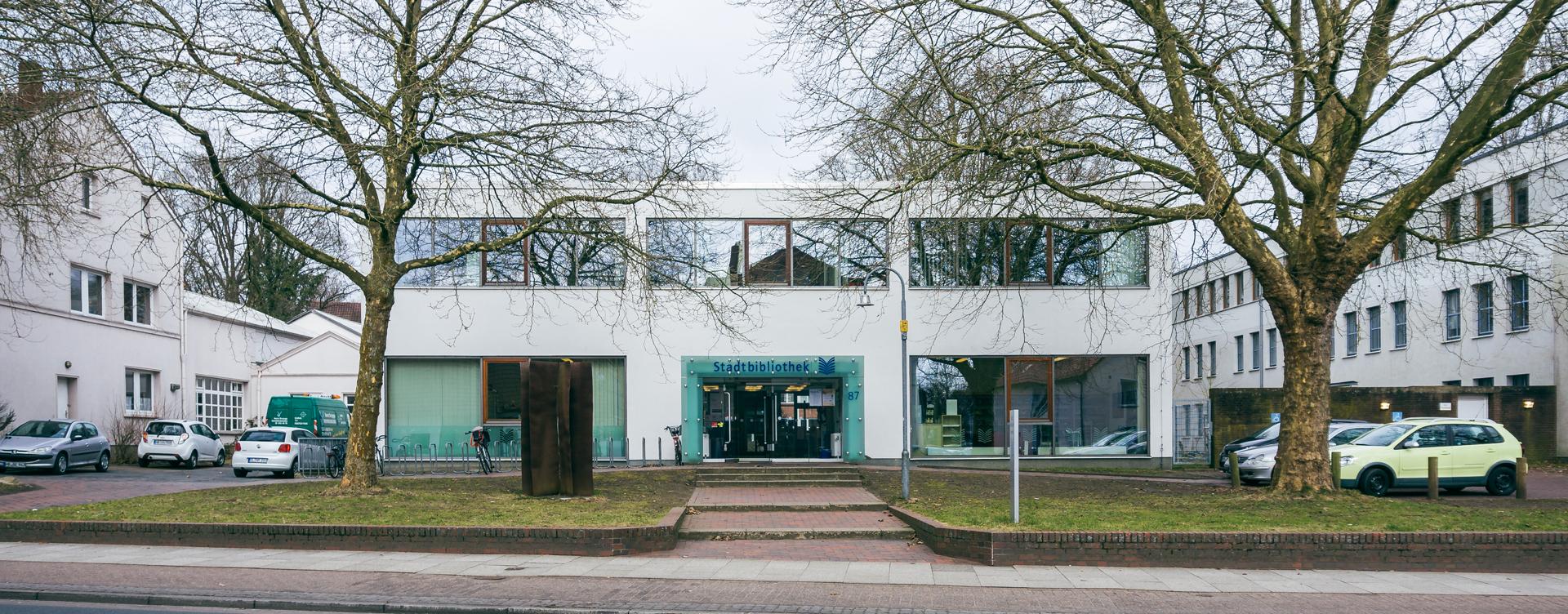 Stadtbibliothek - vegesack.de