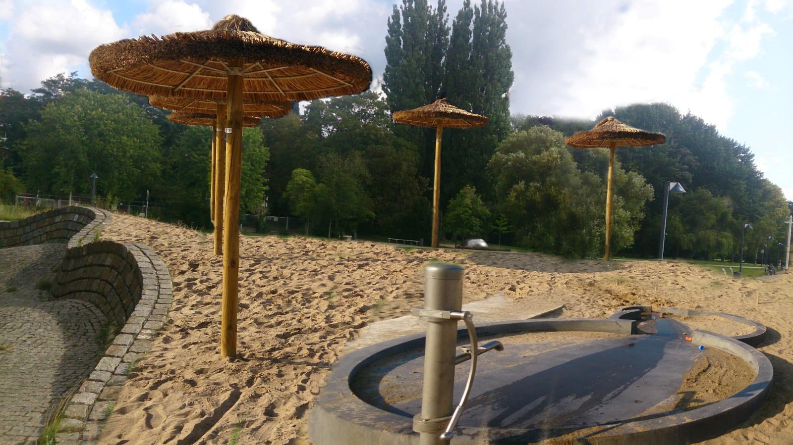 Sonnen am Strand von Vegesack - vegesack.de