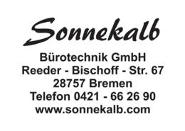 Sonnekalb - vegesack.de